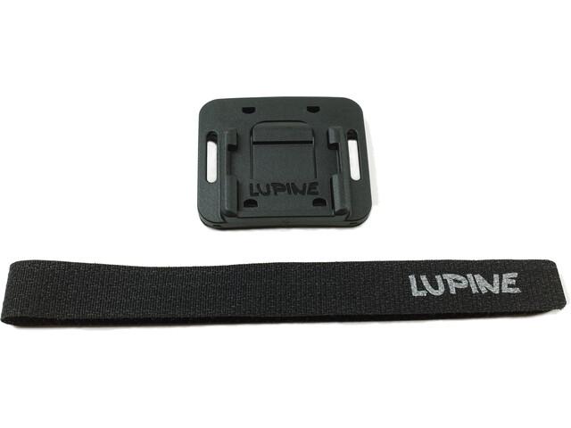Lupine Neo/Piko/Blika FrontClick Helmhalter